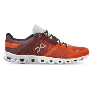 On Cloudflow - Mens Running Shoes - Flare/Dawn
