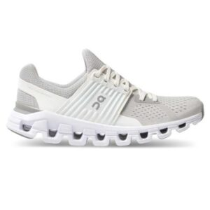 On Cloudswift - Womens Running Shoes - Glacier/White