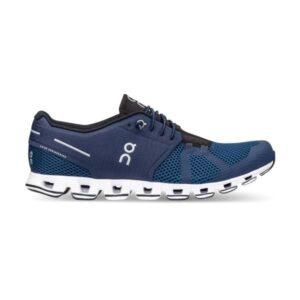 On Cloud - Mens Running Shoes - Midnight/Ocean