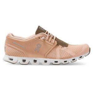 On Cloud - Womens Running Shoes - Rosebrown/Camo
