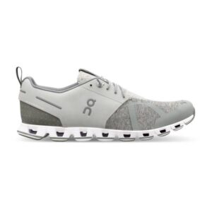 On Cloud Terry - Mens Sneakers - Silver