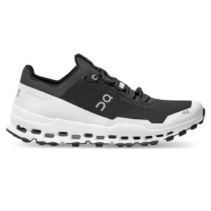 On Cloudultra - Mens Trail Running Shoes - Black/White