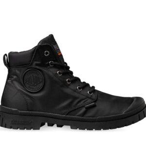 Palladium Pampa S20 Cuff WP+ Black