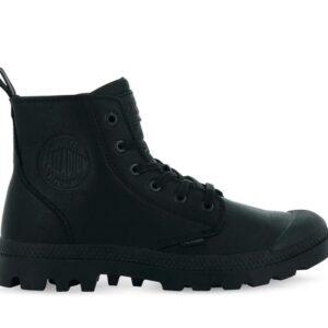 Palladium Pampa Zip Leather Essential Black