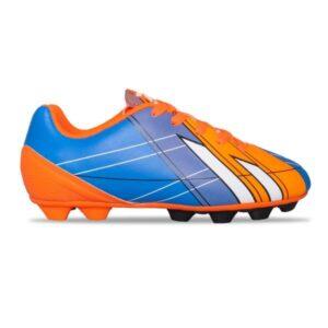 Patrick PTB - Kids Football Boots - Royal Blue/Orange