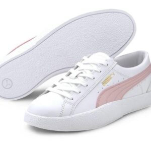 Puma Womens Love Sneaker Puma White-Peachskin