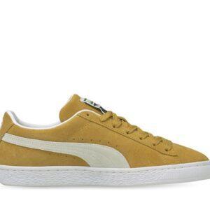 Puma Suede Classic XXI Honey Mustard-Puma White