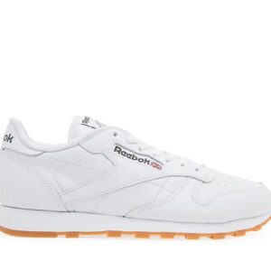 Reebok Mens Classic Leather Int-White
