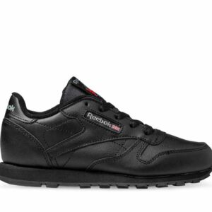 Reebok Kids Classic Leather Black-1