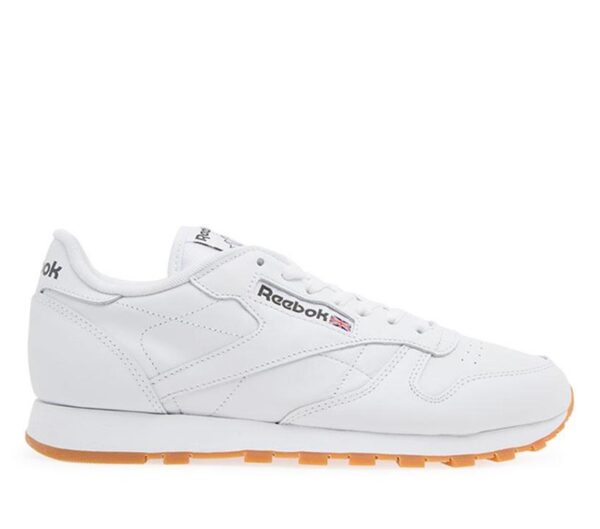 Reebok Reebok Mens Classic Leather Int-White