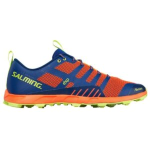 Salming OT Comp - Mens Trail Running Shoes - Lava Red