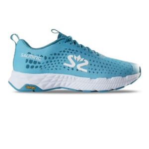Salming Greyhound - Womens Running Shoes - Caribbean Blue