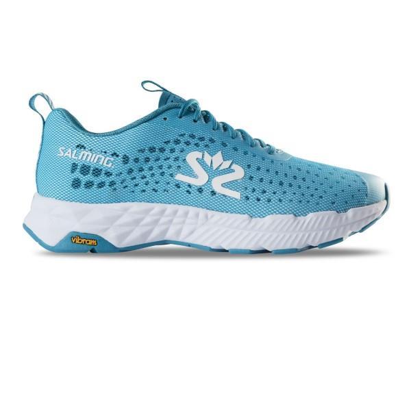 Salming Greyhound - Womens Running Shoes - Caribbean Blue
