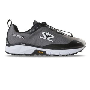 Salming Trail Hydro  - Mens Trail Running Shoes - Grey/Black