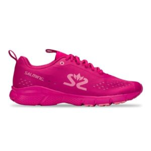 Salming EnRoute 3 - Womens Running Shoes - Magenta/Pink