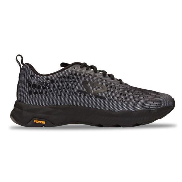 Salming Greyhound - Womens Running Shoes - Black/Black