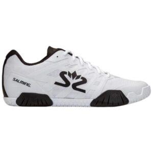 Salming Hawk 2 Mens Indoor Court Shoes - White/Black