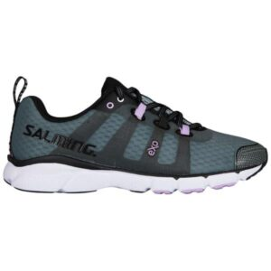 Salming Enroute 2 - Womens Running Shoes - Grey/Lilac