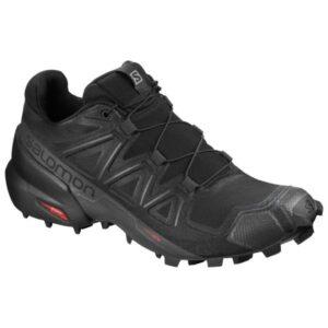 Salomon Speedcross 5 - Womens Trail Running Shoes - Black/Phantom