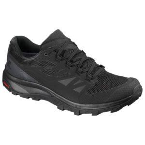 Salomon Outline GTX - Mens Hiking Shoes - Black/Phantom/Magnet