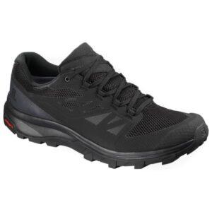 Salomon Outline GTX - Womens Trail Running Shoes - Phantom/Black/Magnet