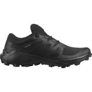 Salomon Wildcross - Mens Trail Running Shoes - Black