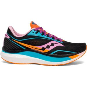 Saucony Endorphin Speed - Womens Running Shoes - Future Black