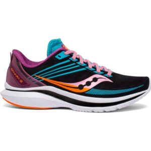 Saucony Kinvara 12 - Womens Running Shoes - Future Black