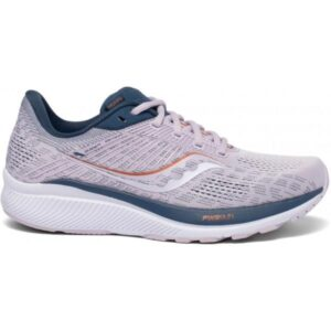Saucony Guide 14 - Womens Running Shoes - Lilac/Storm