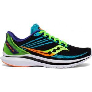Saucony Kinvara 12 - Mens Running Shoes - Future Black