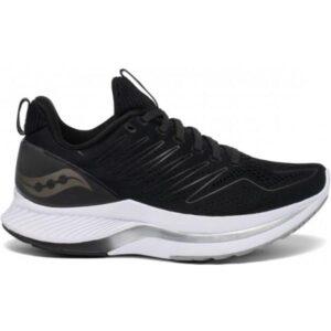 Saucony Endorphin Shift - Womens Running Shoes - Black/White