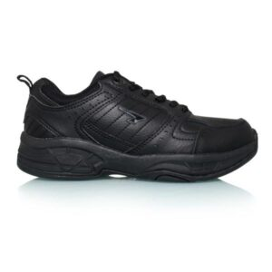 Sfida Defy Junior Lace - Kids Cross Training Shoes - Black