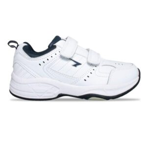 Sfida Defy Junior Velcro - Kids Cross Training Shoes - White