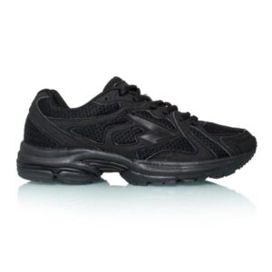 Sfida Shadow Lace - Kids Cross Training Shoes - Black