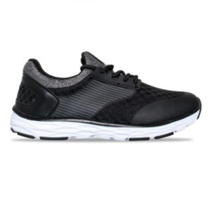 Sfida Prevail Junior - Kids Running Shoes - Black/White