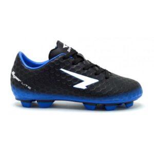 Sfida Sting - Kids Football Boots - Black/Blue