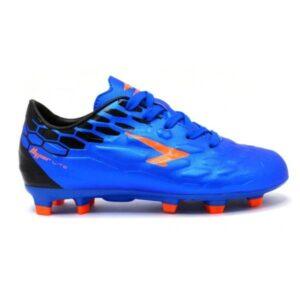 Sfida Stealth - Kids Football Boots - Blue/Black