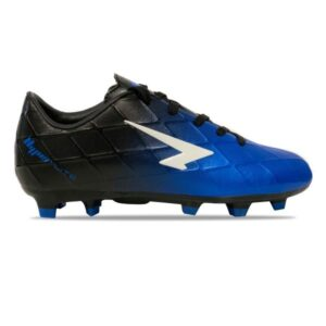 Sfida Ignite Junior - Kids Football Boots - Black/Royal