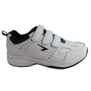 Sfida Defy - Mens Cross Training Shoes - White/Navy
