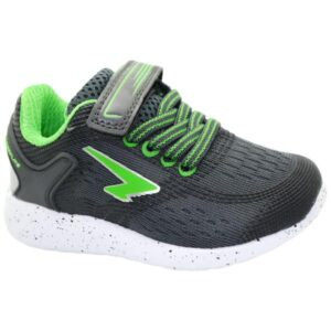 Sfida Vivid - Toddler Sneakers - Black/Green