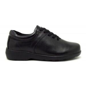 Sfida Emily Junior - Kids School Shoes - Black