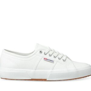 Superga Womens 2750 EFGLU 900 White