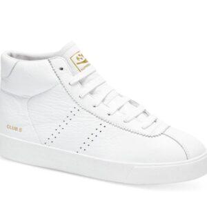 Superga Womens 2871-ClubS Comfleaw 900 White