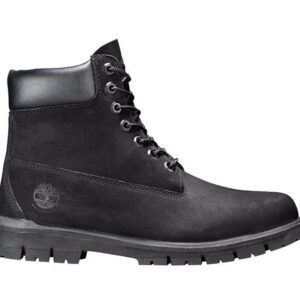 Timberland Men's Radford 6-Inch Waterproof Boot Black Nubuck