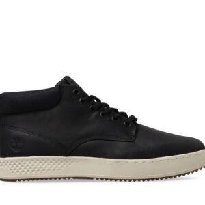 Timberland Men's Cityroam Cupsole Chukka Shoes Black Full Grain