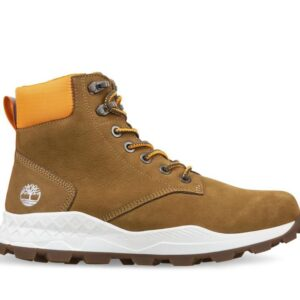 Timberland Men's Brooklyn 6-Inch Boot Wheat Nubuck