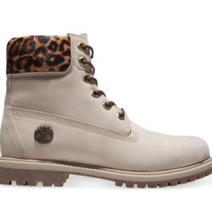 Timberland Women's Safari Cheetah 6-Inch WP Boots Dragonfly