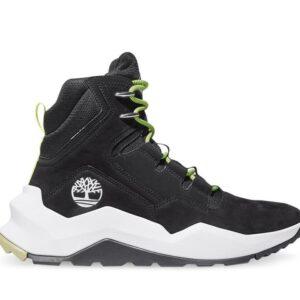 Timberland Men's Madbury Side-Zip Sneaker Boots Blood