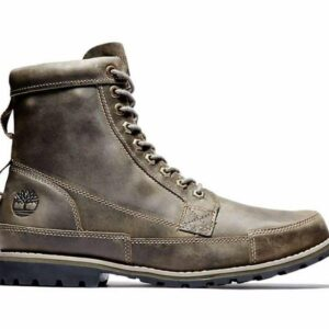 Timberland Men's Earthkeepers 6-Inch Boot Olive Full Grain