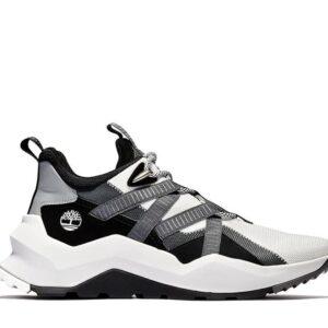 Timberland Men's Madbury Fabric Sneaker White Mesh